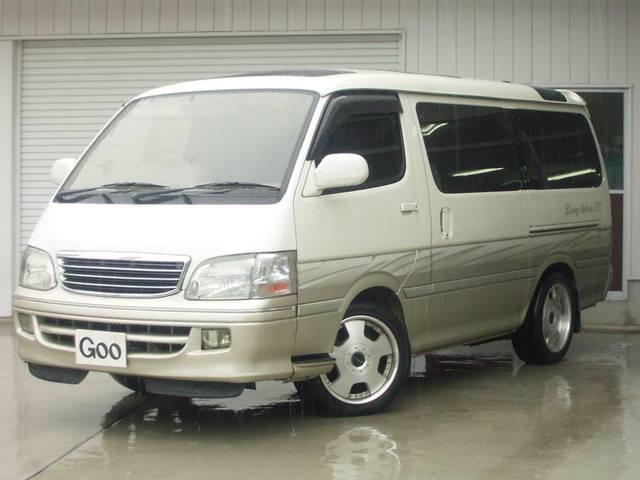 トヨタ リビングサルーンEX HDDナビ 3MR HIDライト