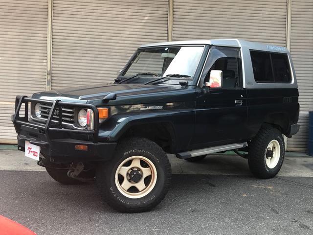 トヨタ FRPトップ リフトアップ 4WD ディーゼル