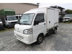 ハイゼットトラック冷蔵 冷凍 エアコン パワステ −7度〜