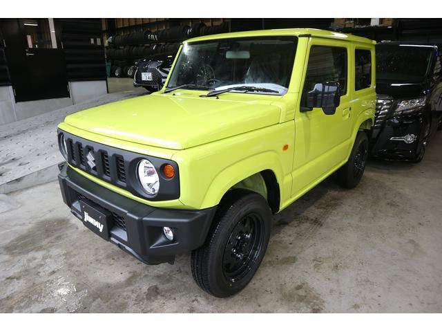ジムニー(スズキ)XL 中古車画像