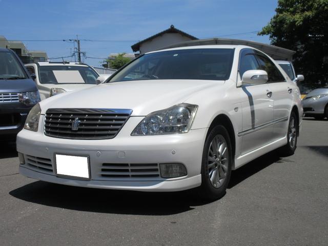 トヨタ クラウン ロイヤルサルーン プレミアムED 純HDD クルコン
