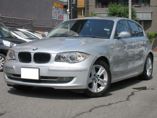 BMW 1シリーズ 120i ハイラインパッケージ 本革 HID ETC 西新