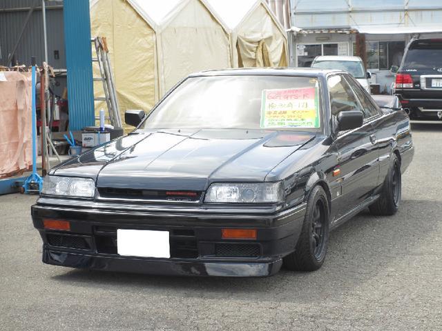 日産 GTS-R 車高調 マフラー ワタナベアルミ 800台限定車