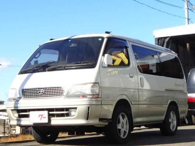 トヨタ リビングサルーンEX ワンオーナー トリプルムーンルーフ
