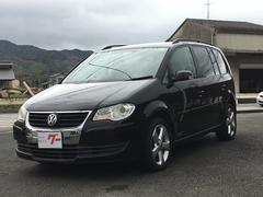 VW ゴルフトゥーランTSI トレンドライン アルミ Wエアバッグ ABS CD