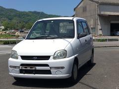 プレオ軽自動車 フロストホワイト コラムCVT エアコン