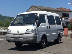 ボンゴバンCD 運転席エアバッグ エアコン パワーステアリング