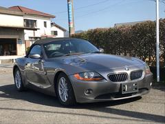 BMW Z42.5i AW オーディオ付 HIDライト ETC 2名乗り