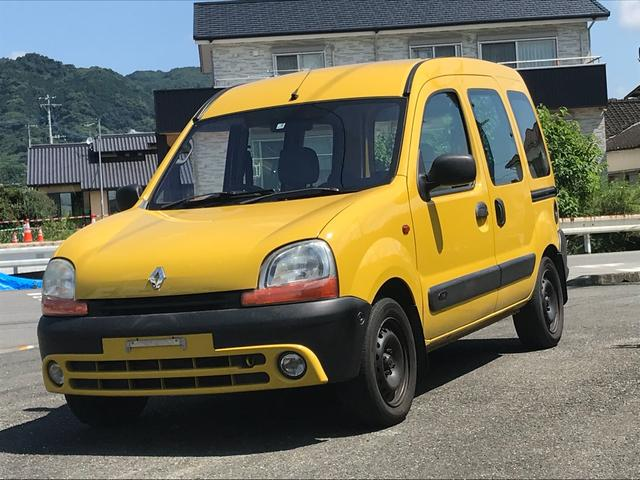「ルノー」「ルノー カングー」「ミニバン・ワンボックス」「佐賀県」の中古車