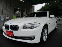 BMW523i HDDナビBカメラ 黒本革シート キセノン フォグ
