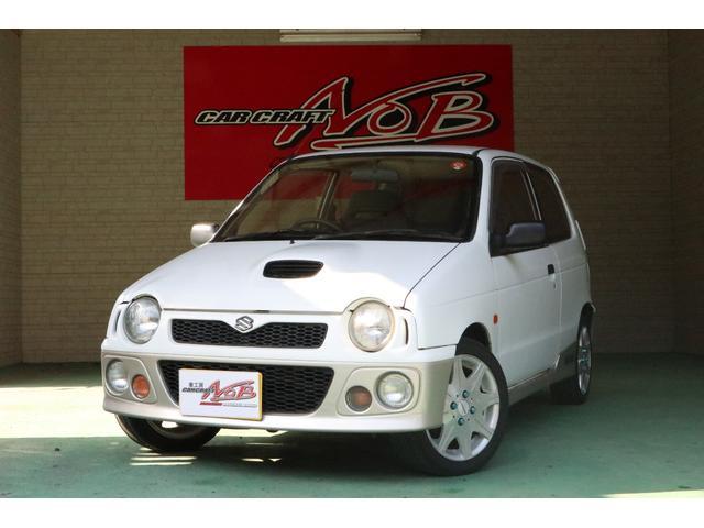 スズキ RS/Z レカロシート 社外マフラー 車高調 エアクリーナー