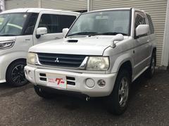 パジェロミニV 4WD スーパーチャージャー キーレス 純正アルミ