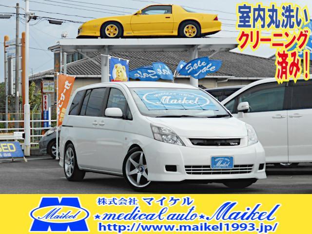 トヨタ L HDDナビ エアロ パワースライドドア 17AW