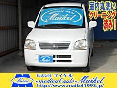 トッポBJバンU AC パワステ オートマ ナビ新品 シートリフター