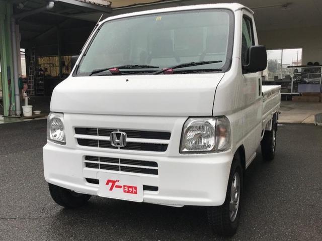 ホンダ アクティトラック  4WD 5速MT ETC アルミ
