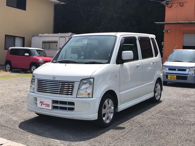 スズキ FT-Sリミテッド 軽自動車 パールホワイト AT AC