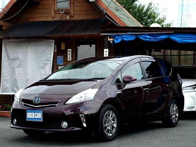 トヨタ Gチューンブラック 保証付 ナビ フルセグ 駐車アシスト