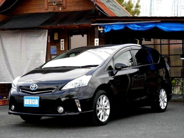 トヨタ Sツーリングセレ 保証付 SDナビ フルセグ LEDライト