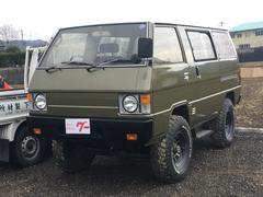 デリカスターワゴンマッドタイヤ オールペン ディーゼル TB 4WD