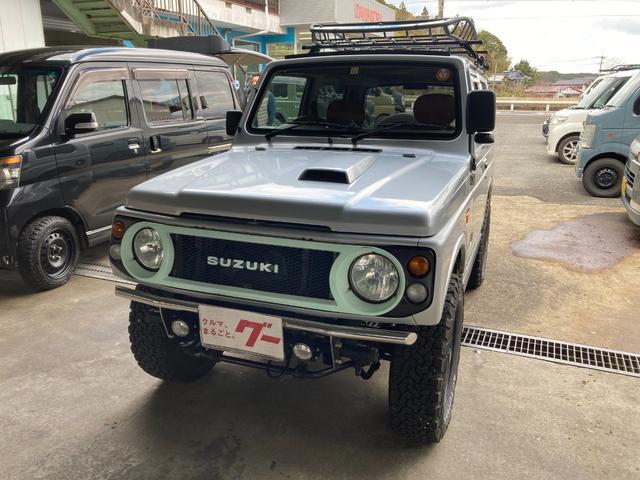 スズキ ワイルドウインド 4WD ETC AT AC AW フォグ 背面タイヤ