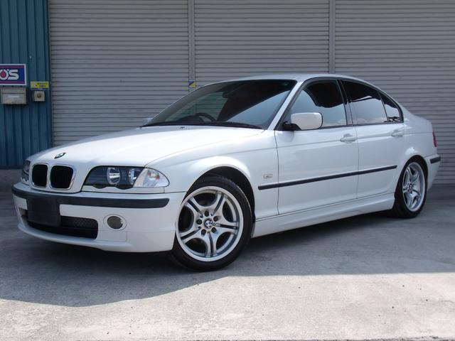 BMW 318i Mスポーツ ローダウン