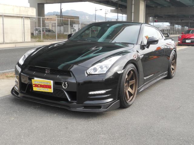 日産 GT-R ブラックエディション チューニング車 1000馬力以上 社外アルミ 後期仕様 ETC HDDナビ バックカメラ 車高調