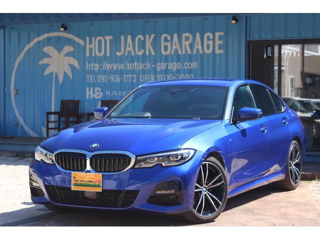 BMW 3シリーズ 320i Mスポーツ ハイラインパッケージ アクティブクルーズ ブラックレザーシート リバースアシスト