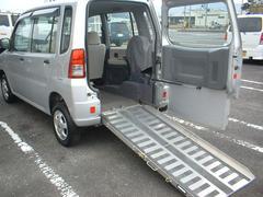 トッポBJ車いす仕様車 スローパー 福祉車両