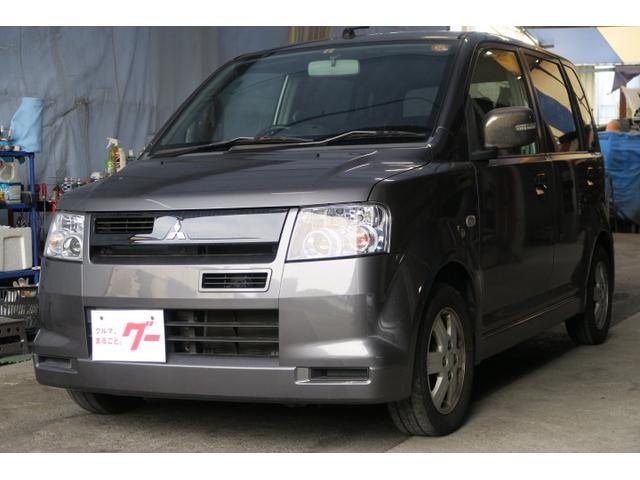 三菱 X 純正13AW CD ベンチシート 電動格納ミラー