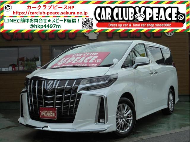 トヨタ 3.5S新車モデリスタエアロ