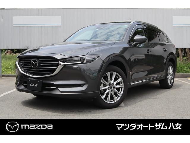 「マツダ」「CX-8」「SUV・クロカン」「福岡県」の中古車