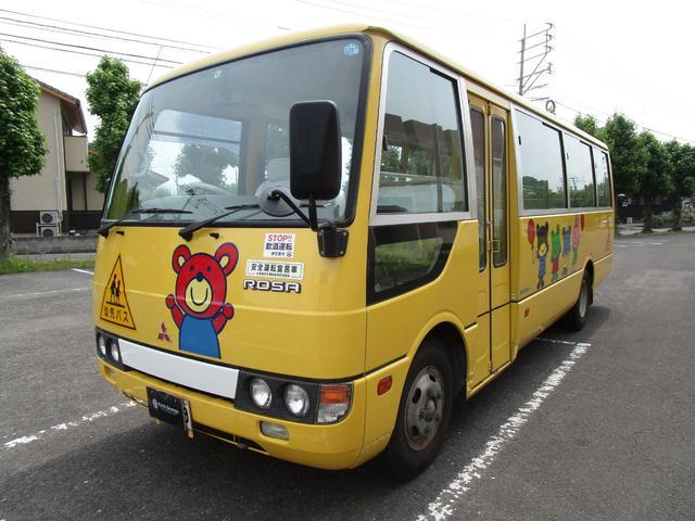 三菱ふそう ロング幼児車