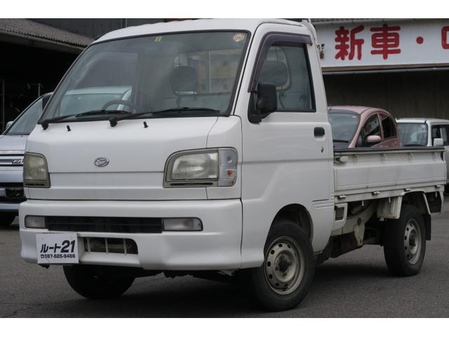 ダイハツ スペシャル 4WD エアコン 記録簿 三方開き