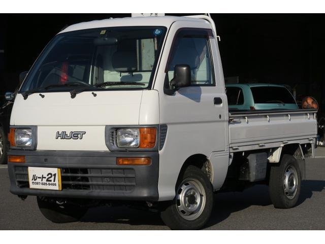 ダイハツ 4WD 三方開き 荷台マット