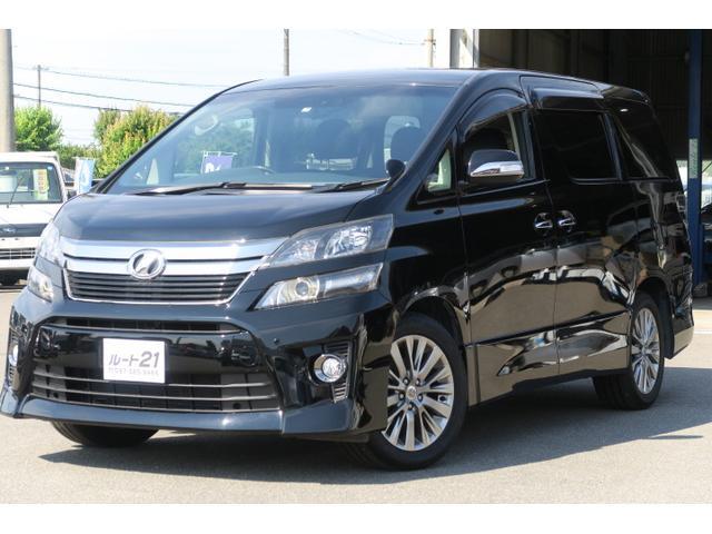 トヨタ 3.5Z ゴールデンアイズ ETC ナビ フルセグ