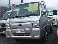 サンバートラックスーパーチャージャー 4WD 三方開 5MT
