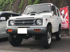 ジムニーHC 4WD リフトアップ アルミホイール 5速MT