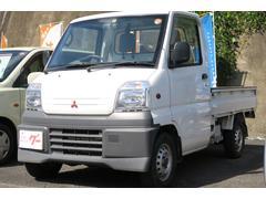 ミニキャブトラック4WD 三方開き 荷台マット 荷台ガード ラジオ エアコン