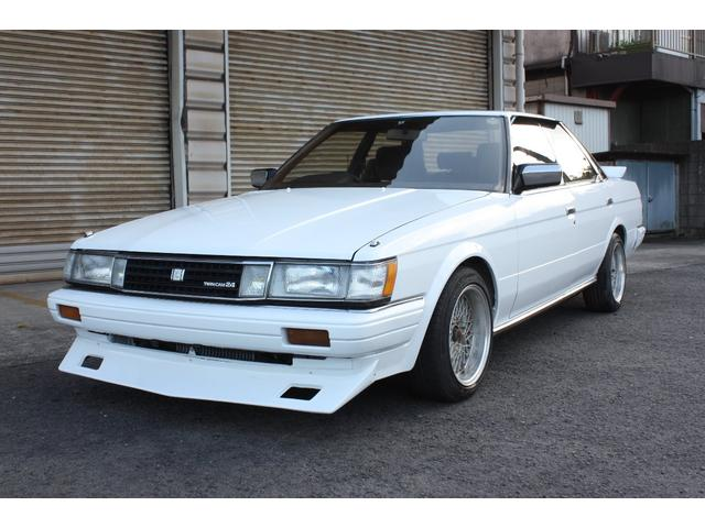 トヨタ GTツインターボ 5速