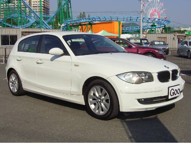 BMW 116i プッシュスタート アルミ