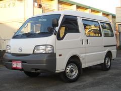 ボンゴバンDX ETC オートマ車 2WD 低床