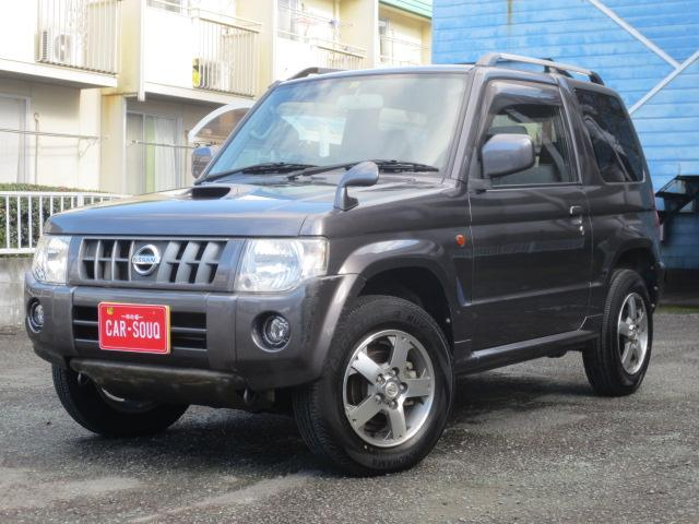 日産 RX ターボ 切替式4WD シートヒーター Tベルト交換済