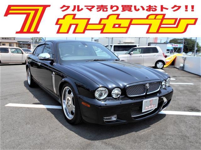 ジャガー XJR スパーチャージャー 406ps