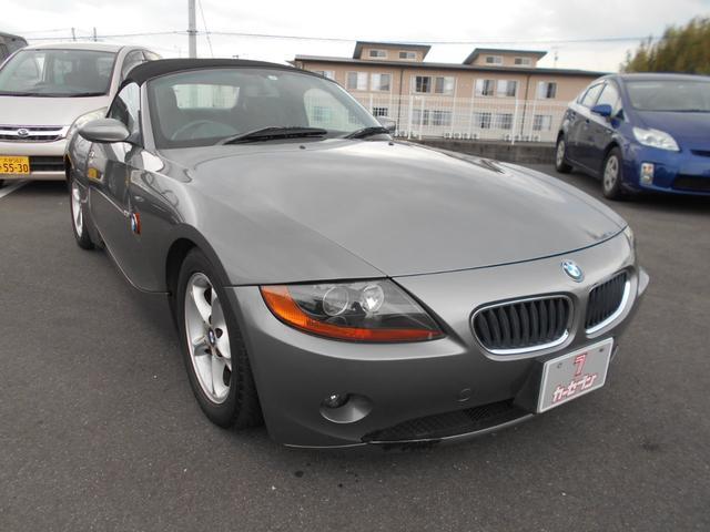 「BMW」「Z4」「オープンカー」「大分県」「カーセブン 中津店」の中古車
