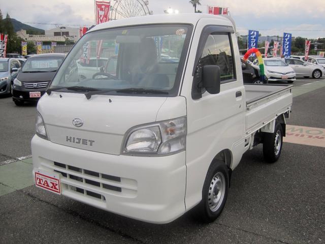 ダイハツ スペシャル 4WD エアコン 荷台ゴムマット