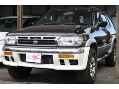テラノワイド G3m−R 4WD ターボタイマー 純正15AW
