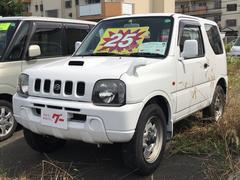ジムニーXA アルミ 背面タイヤ