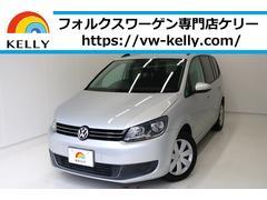VW ゴルフトゥーランコンフォートライン タイヤ4本新品交換済 ナビTV 1年保証
