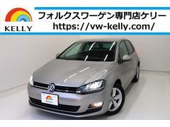 VW ゴルフコンフォートライン ACC レーンキープアシスト 1年保証