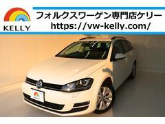 VW ゴルフヴァリアントコンフォートライン ディスカバリープロナビTV 無料1年保証